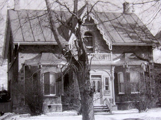 Telegraph House, 205 Main Street, Port Stanley, circz 1890