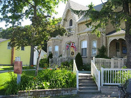 Telegraph House, 205 Main Street, Port Stanley, Ontario, Canada